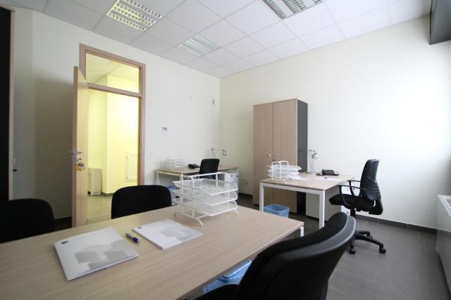 Business center bracciano alma business center uffici for Ufficio arredato roma