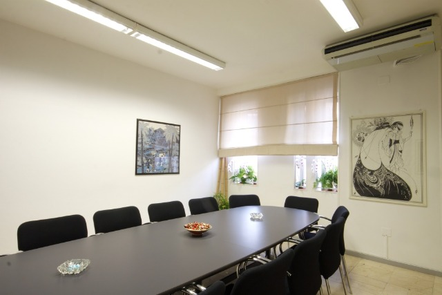 Noleggio sale riunioni affitto aule formazione sale for Uffici arredati bologna