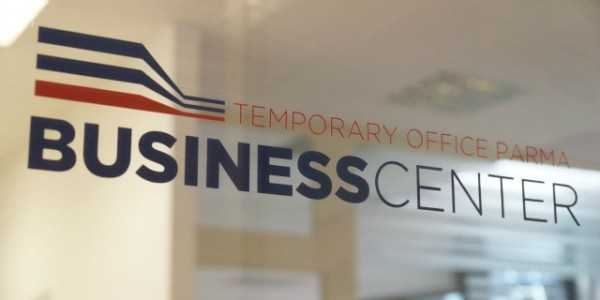 Business Center Temporary Office Parma