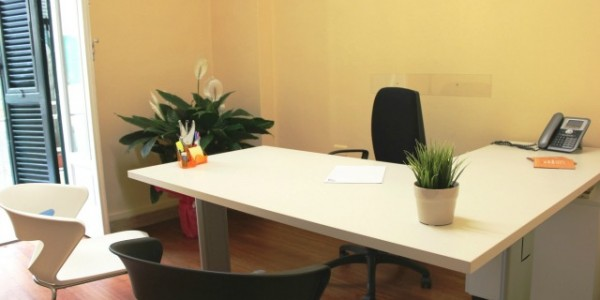 Ufficio arredato Seci In Center Salerno