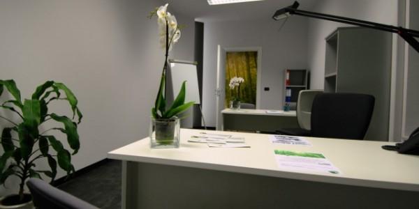 Uffici arredati uffici temporanei uffici residence oltre for Uffici arredati bologna