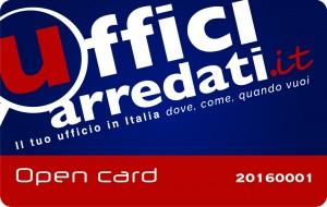 Open Card Ufficiarredati.it
