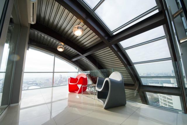 bicenter executive uffici arredati padova