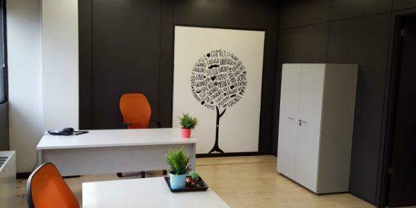 Uffici arredati Orbassano